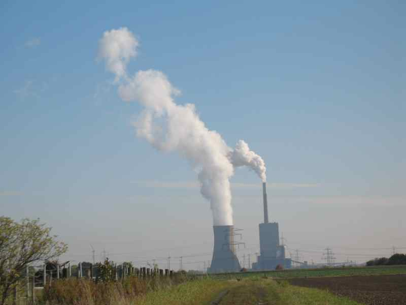 Steinkohlekraftwerk Mehrun