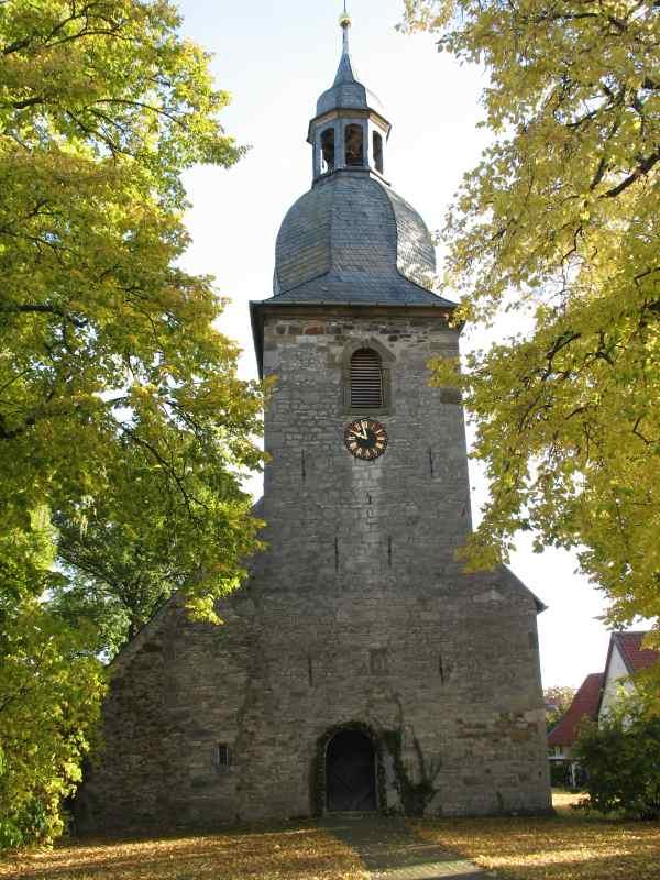 Kirche Burgdorf
