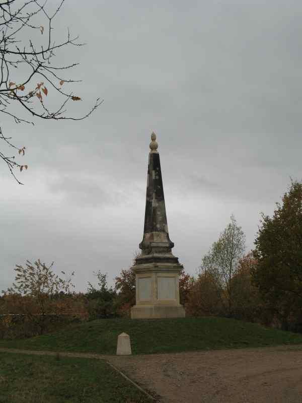 Obelisk von Zeithain