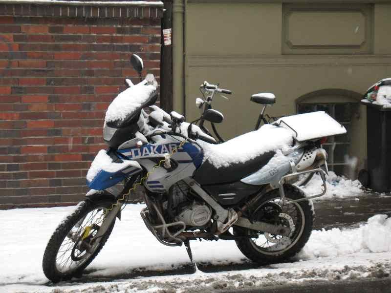 Dritter Schnee