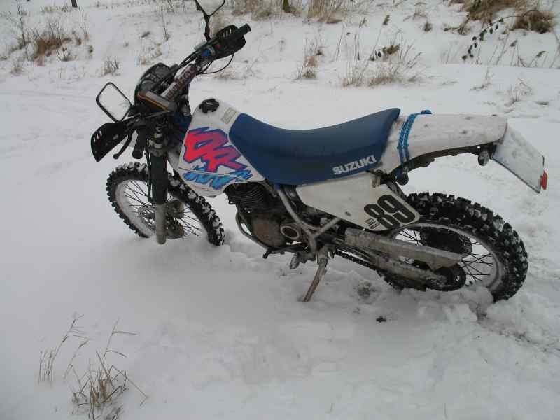 ungewöhnlich viel Schnee
