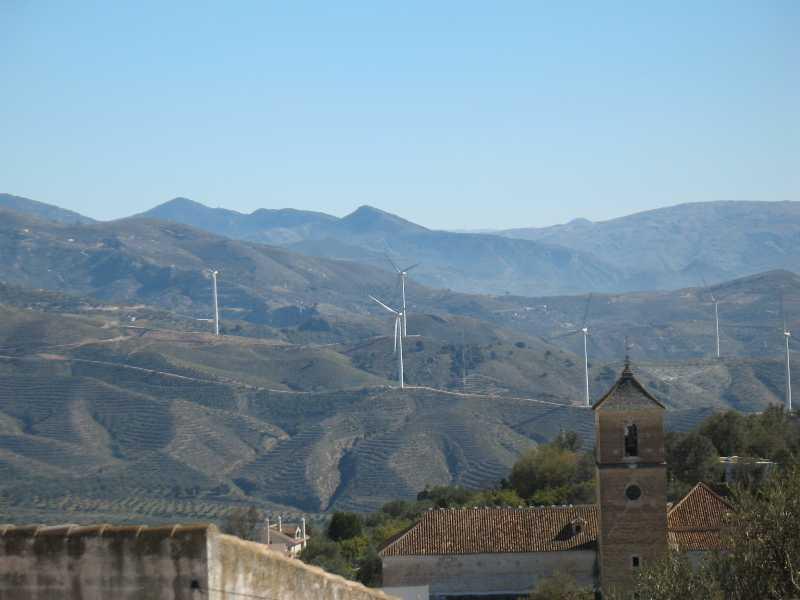andalusische Bergwelt