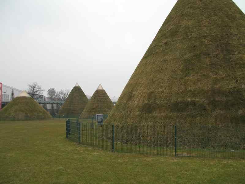 hannöverschen Pyramiden