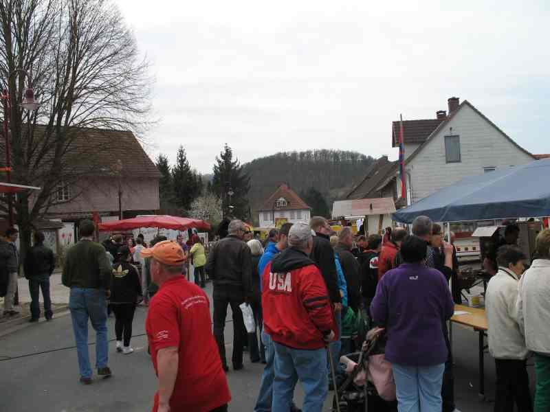 Kirschblütenfest in Golmbach