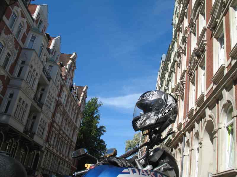 Der Himmel über Hannover