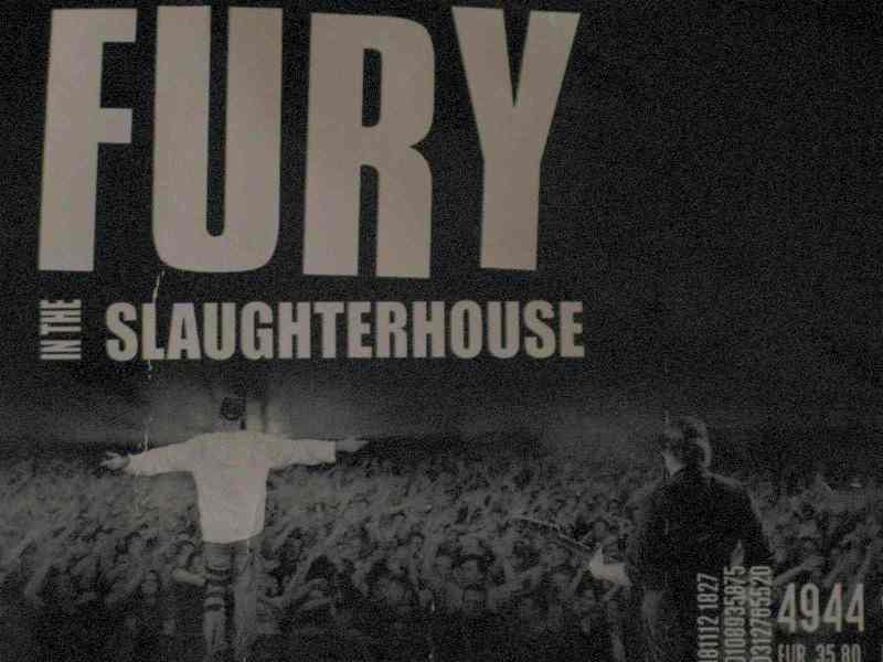 Fury In The Slaughterhouse - Klassentreffen
