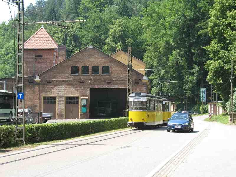 Krinitschtalbahn