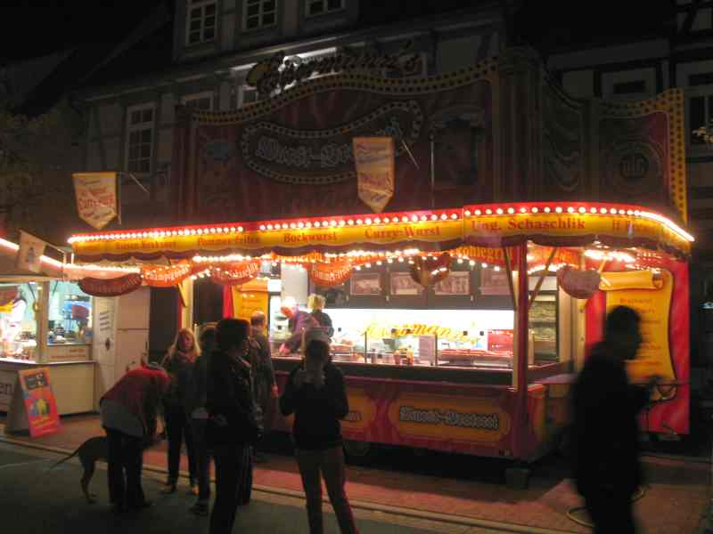 Oktobermarkt Burgdorf