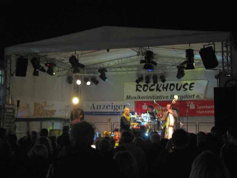 Oktobermarkt in Burgdorf