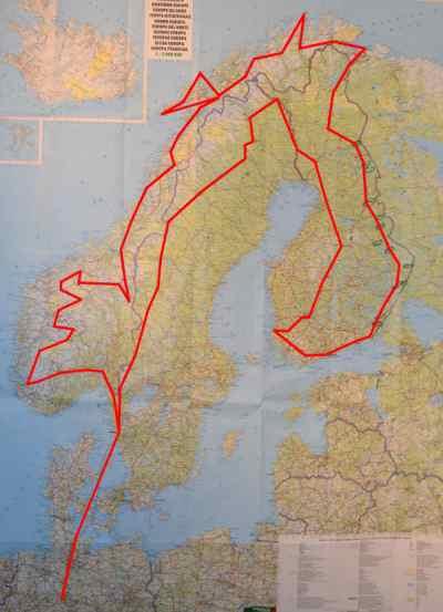 Skandinavienrunde