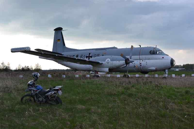 Flugzeugmuseum in Rechlin