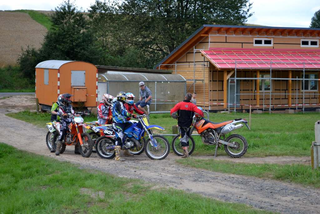 3 Enduro Cross Camp