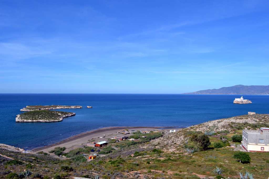 dem Mittelmeer entgegen