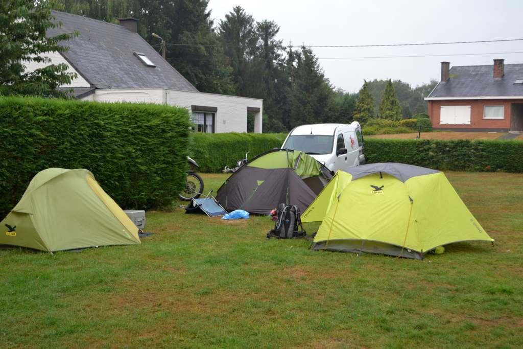 Campingplatz bei Diest