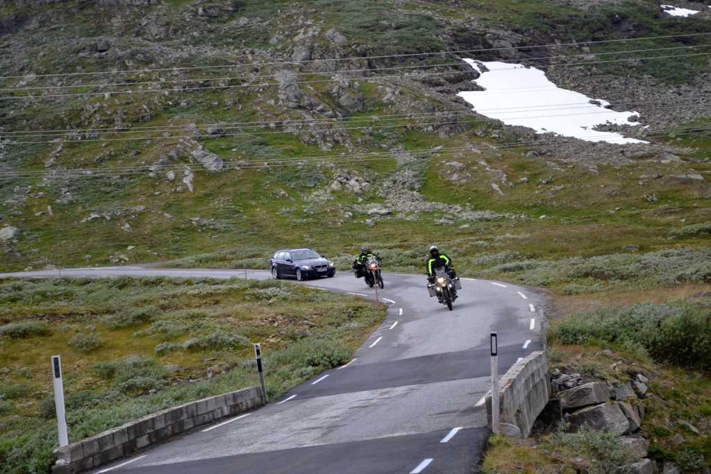 Norweger verstehen was von Straßenbau