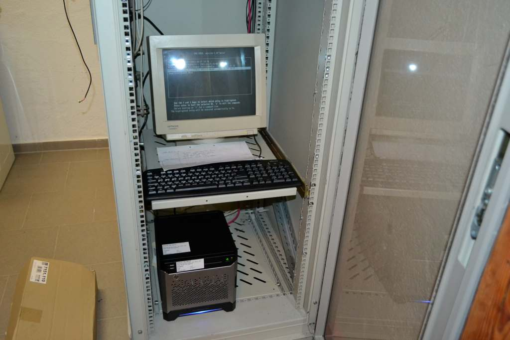 HP ProLiant MicroServer Gen. 8