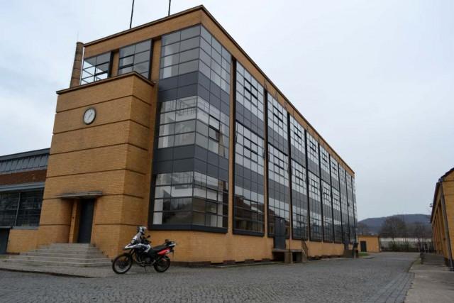 Fagus Werk in Alfeld