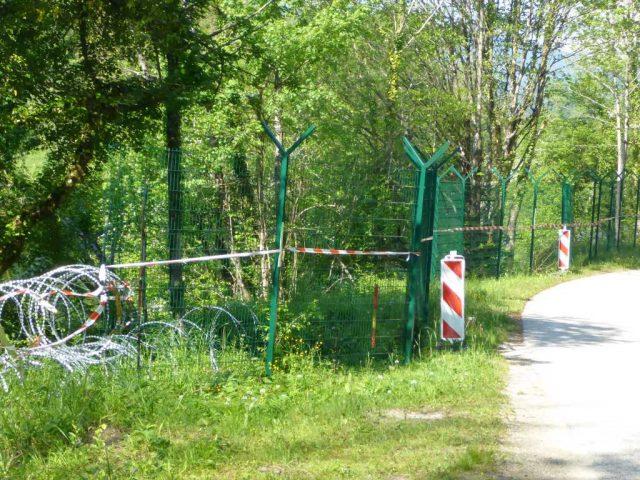 Schengen Außengrenze