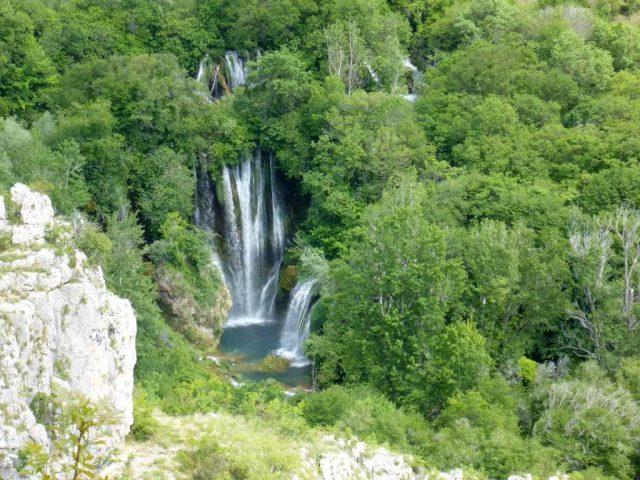 Manojlovac Wasserfall