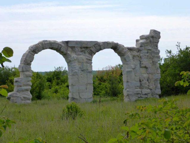 römischer Torbogen