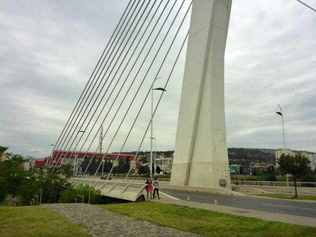 Millenium Brücke