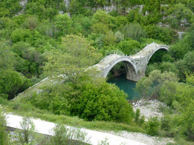 Brücke aus osmanischer Zeit