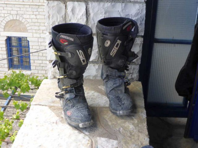 This boots are made for ridin`