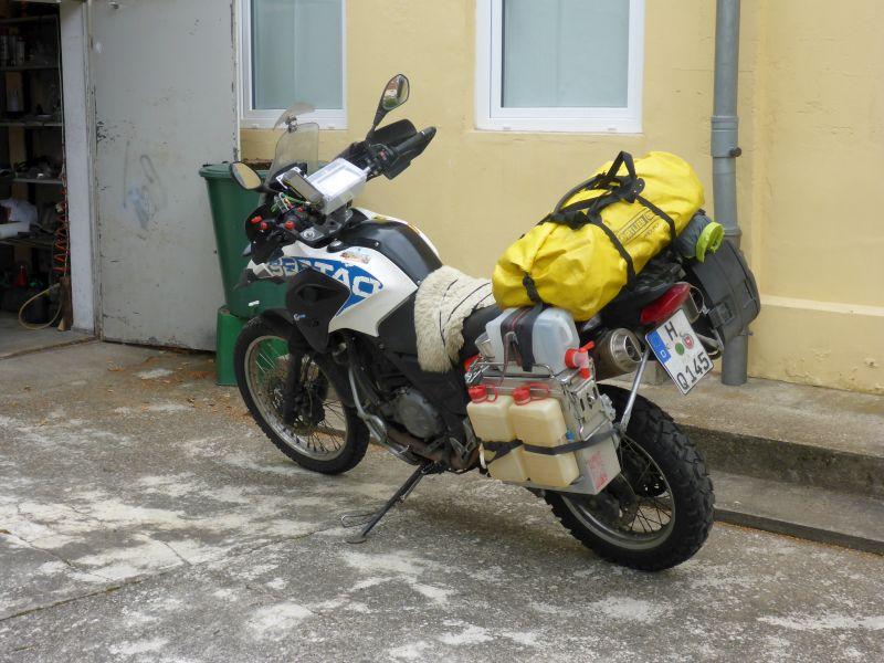 Expeditionsfahrzeug
