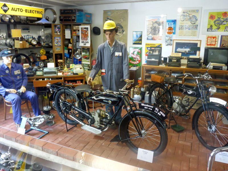 Motorrad und Nostalgiemuseum Wickensen