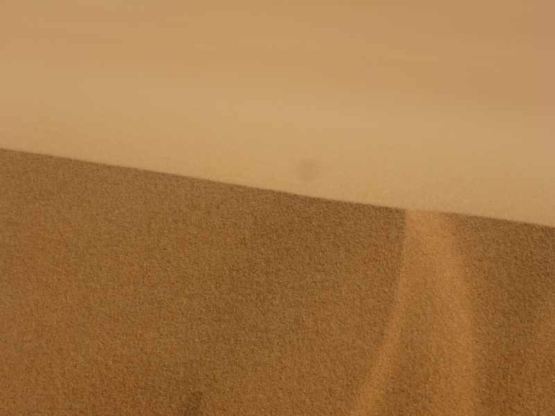 Dünenkante
