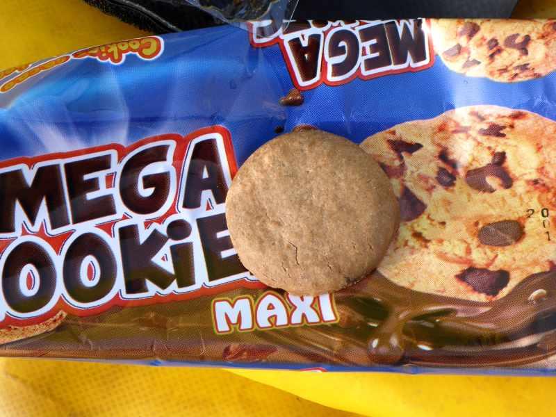 Mega Cookies Maxi