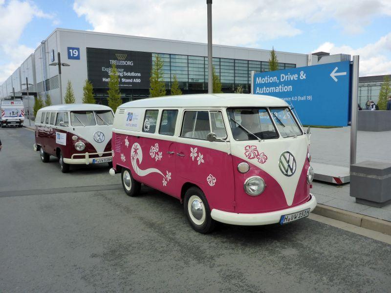 VW  Shuttlebusse