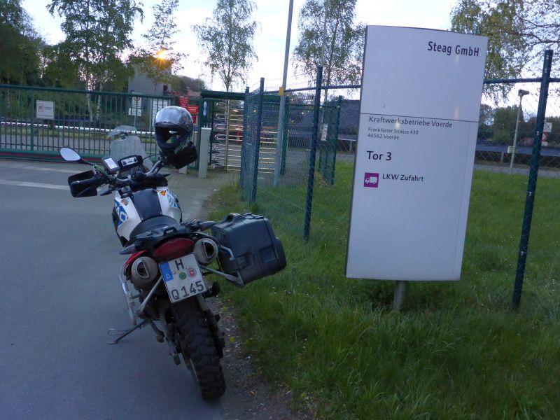 Steag Kraftwerk Voerde, Tor 3