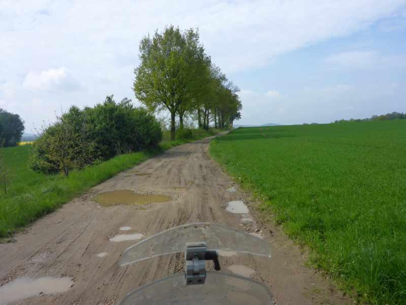 kleinste Straße