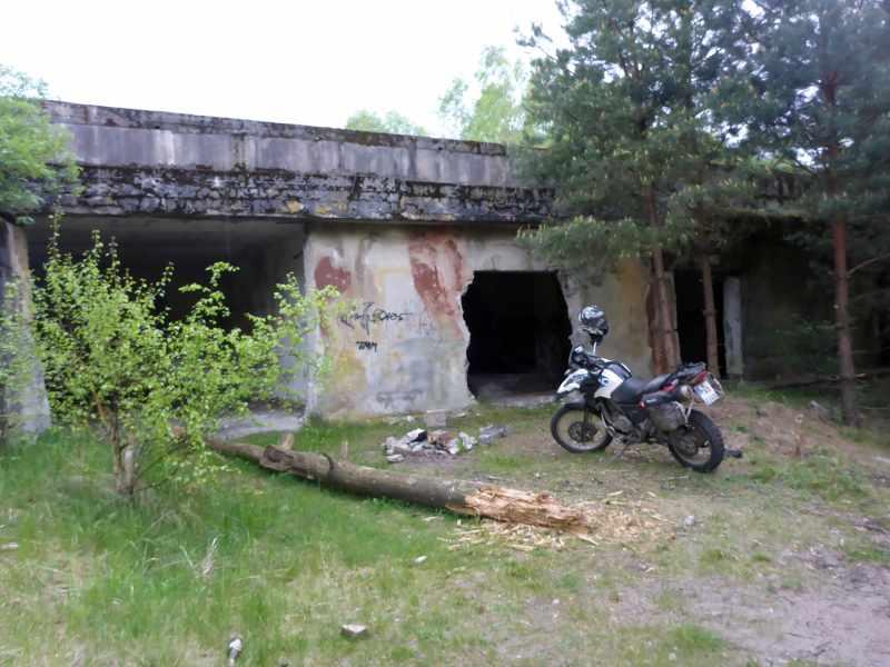 Bunker?