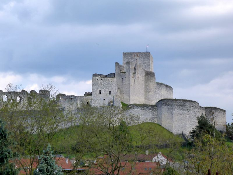 Burg Bojanovice