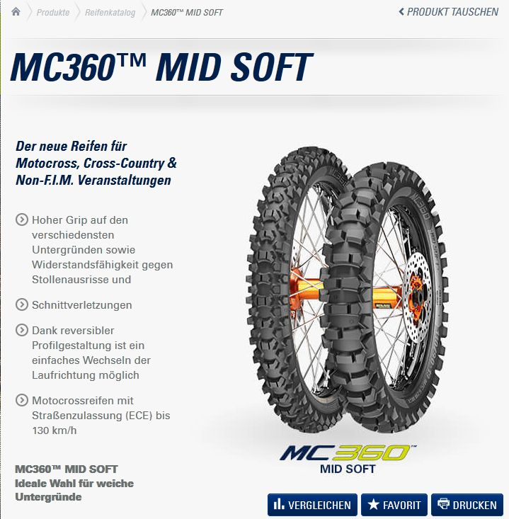 MC360 Mid-Soft