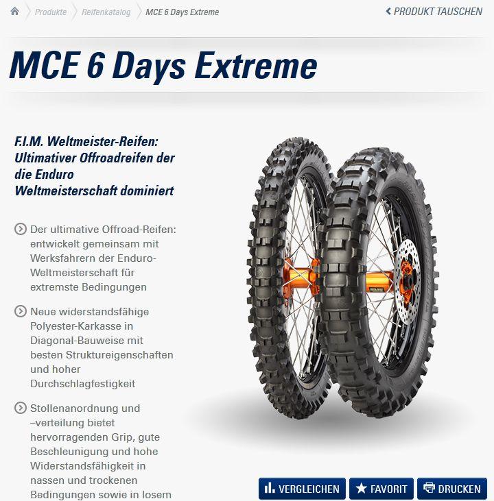 MCE 6 Days Extreme