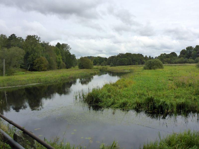 südschwedische Landschaft