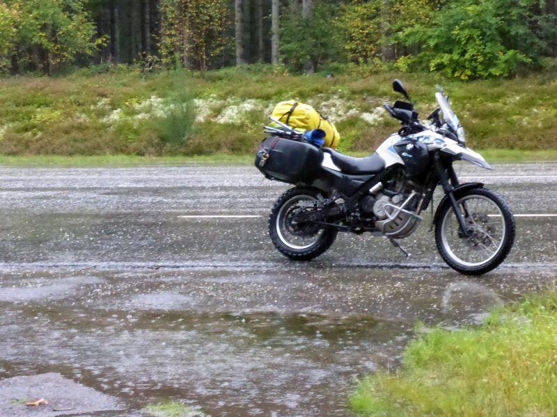 Landregen