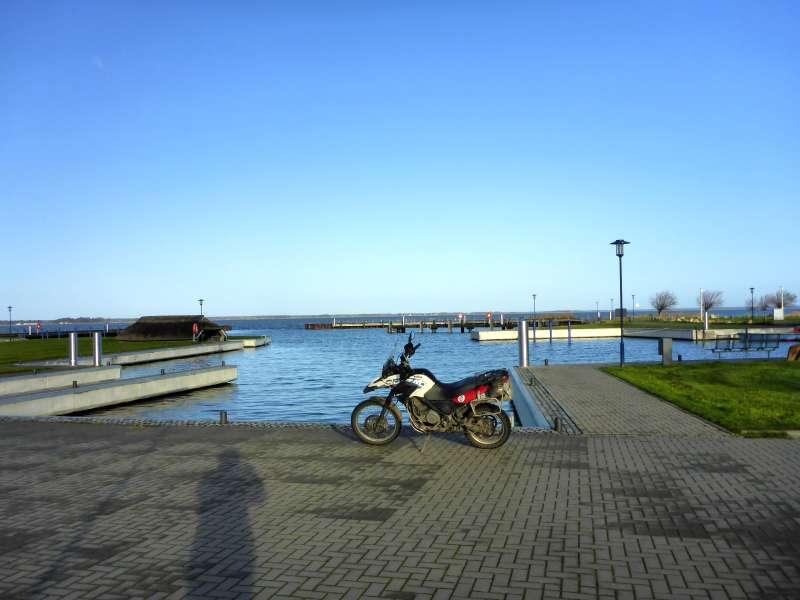Hafen in Fuhlendorf