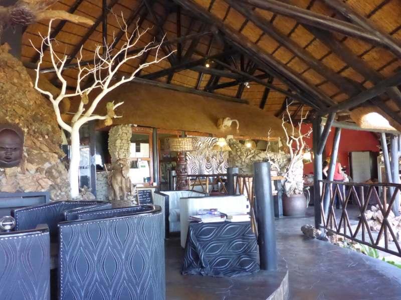 Vingerklipp Lodge