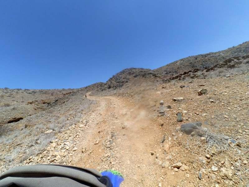 durchs Gebirge
