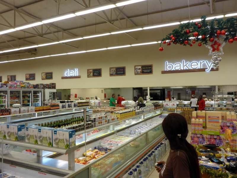 Supermarkt,