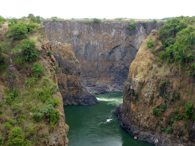 Victoria Wasserfall