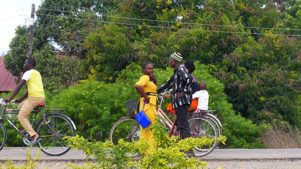 Malawi - Land der Radfahrer