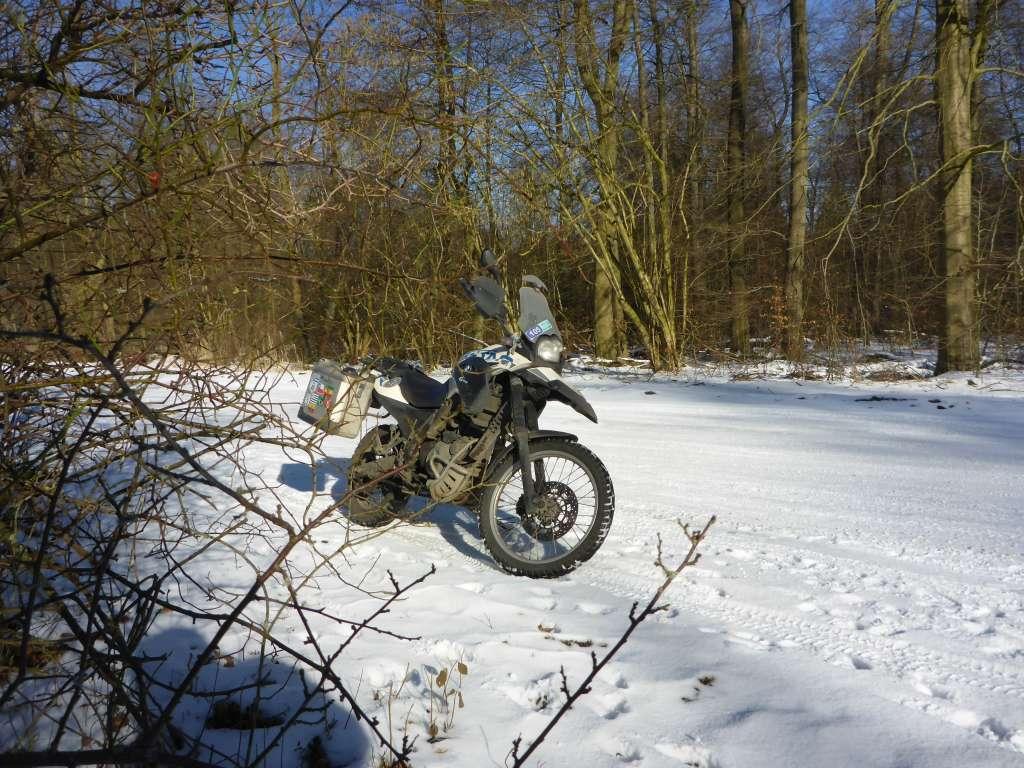 Sertao im Schnee