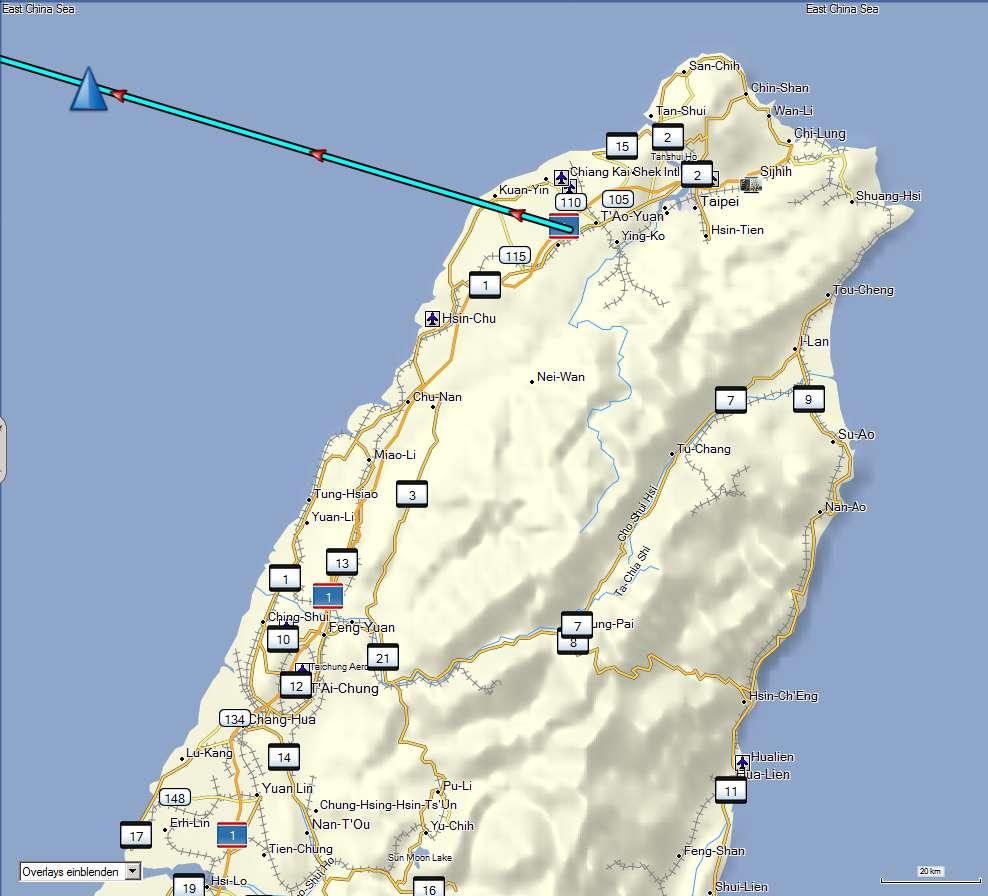 Norden Taiwans
