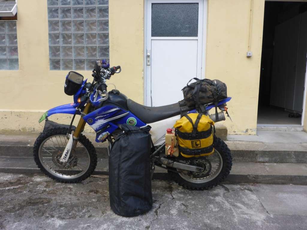 Probepacken