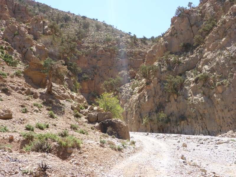 Klaustrophobia Canyon